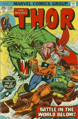 Thor #238, Ulik