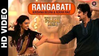 Rangabati VIDEO Song – Kaun Kitney Paani Mein – Kunal Kapoor, Radhika Apte & Gulshan Grover