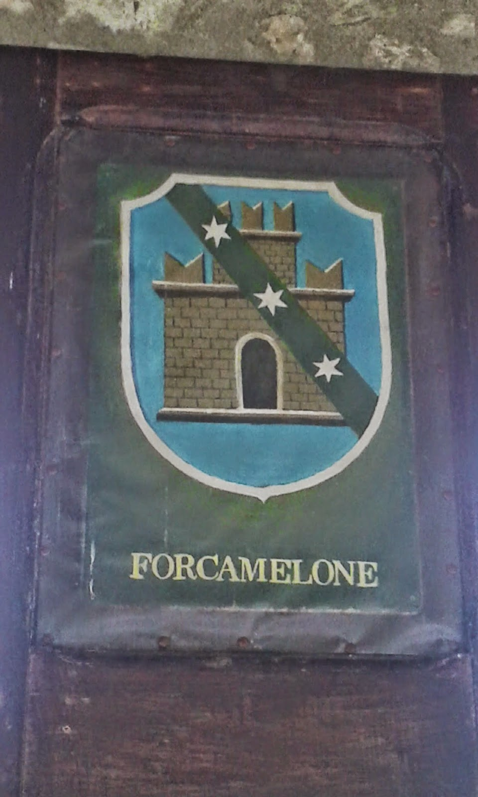 Contrada ForcaMelone a Leonessa stemma