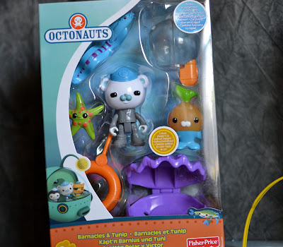 Octonauts Action Figure Pack