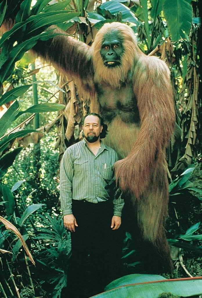 Gigantopithecus blacki