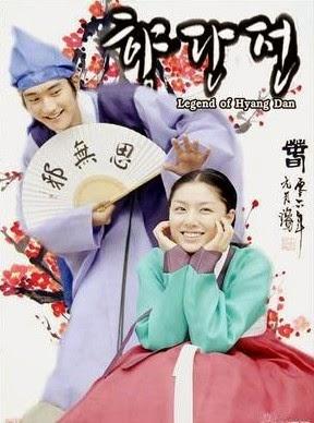 Legend Of Hyang Dan / Hyang Dan Efsanesi / 2007 / G�ney Kore / Online Mini Dizi �zle