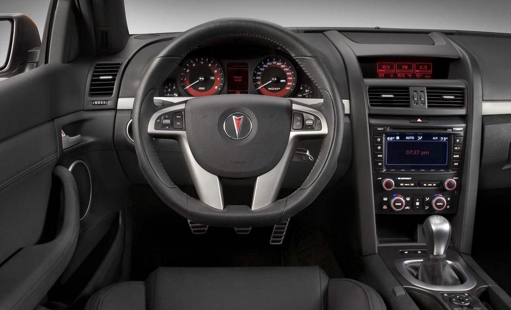 2016 Pontiac G8