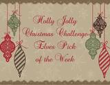 Februar 2013 Holly Jolly Christmas Challenge
