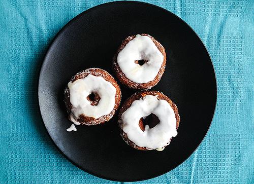receta cronuts caseros