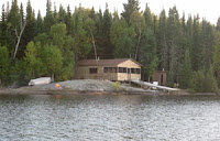 Lewis Lake Outpost