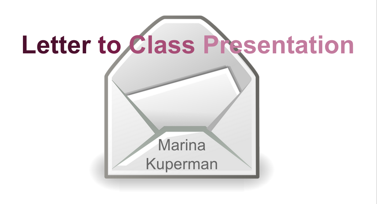 letter to class Great for graduation speeches or parties, this student goodbye letter is addressed to the senior class free to download and print.