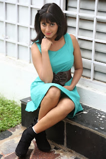 Actress Ira Pictures in Short Dress at Prabhanjanam Movie Opening  0052
