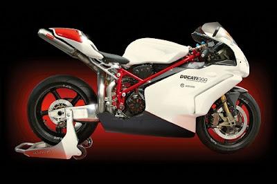 Ducati 999 Superbikes
