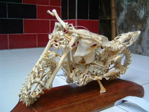 Kerajinan Tulang Ikan Peluang Usaha di Rumah yang Naik Daun
