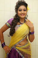 TV Anchor Priyanka Navel Show still