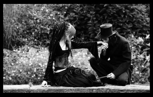 amor gothico