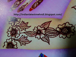 simple and easy mehndi designs 2013 2