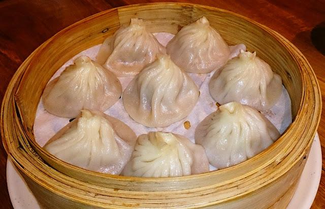 Baowie, dumpling, Forest Hill Chase, xiao long bao, pork buns