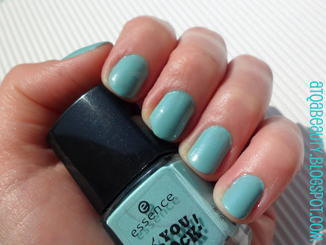 Essence, You Rock LE, Nail Polish, 03 Kings of Mint