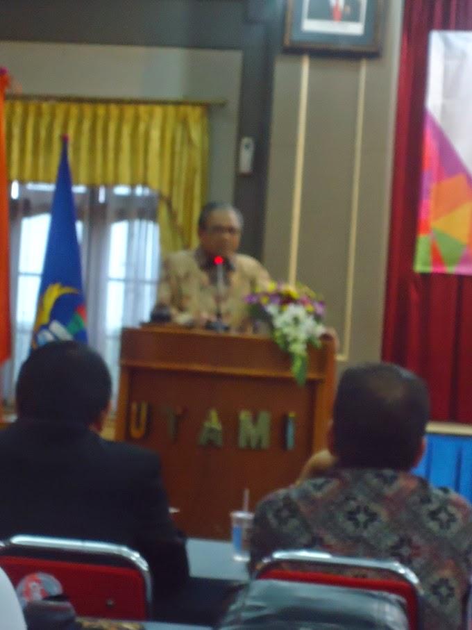 Munas ISPI VII dan Seminar Nasional Resmi Dibuka