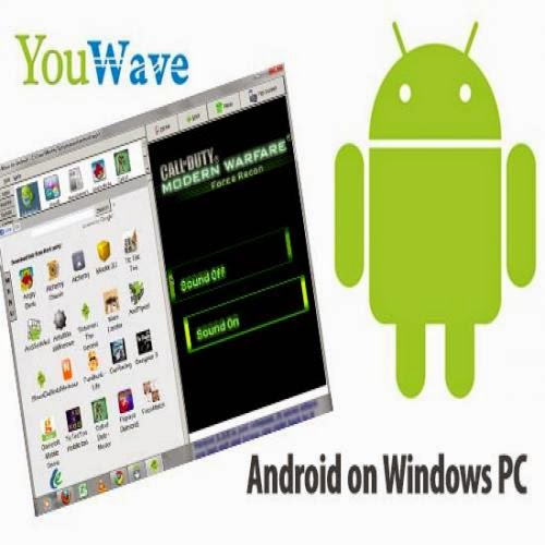 YouWave for Android Home 3.17 Full İndir