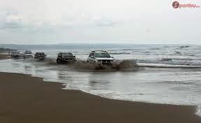Lokasi Wisata Indah Pantai Begadur Banten