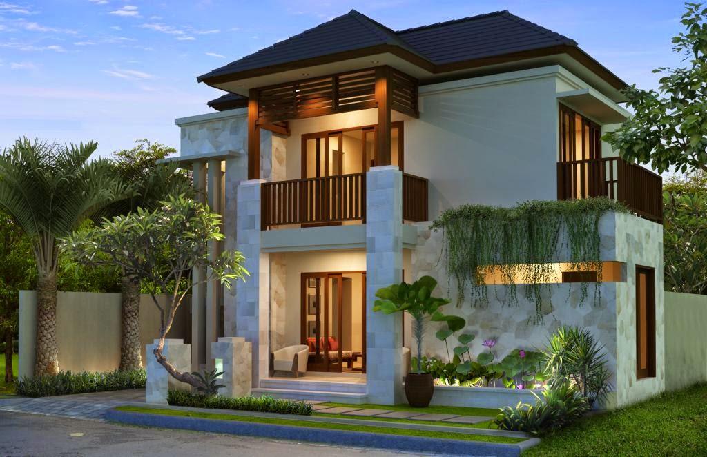 Rumah Minimalis 2 Lantai Terbaru