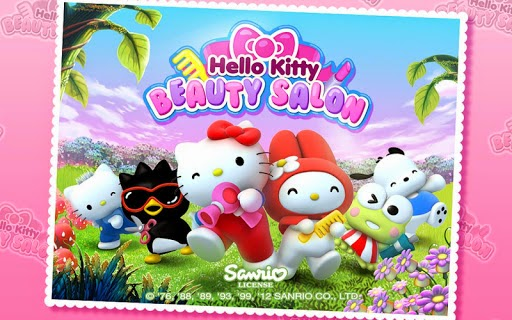 Hello Kitty Beauty Salon Populer