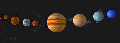 our solar system planets in order with no pluto - photo #17