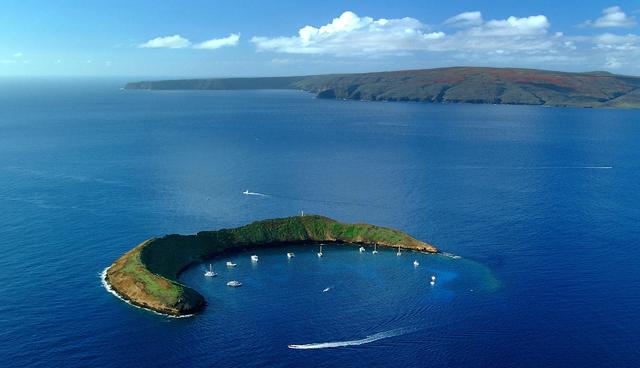 10 crateras vulcânicas incomuns