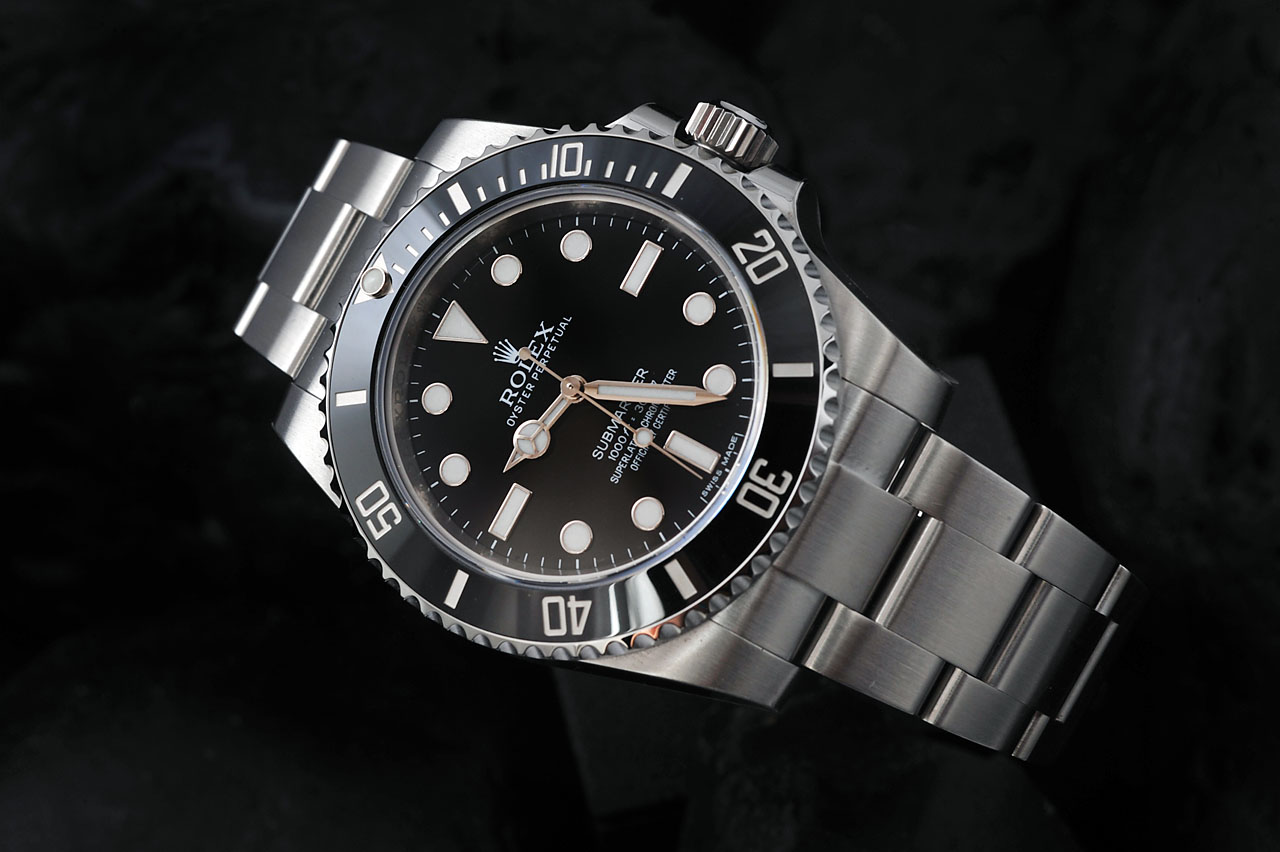 100percent rolex my rolex 114060 submariner review. Black Bedroom Furniture Sets. Home Design Ideas