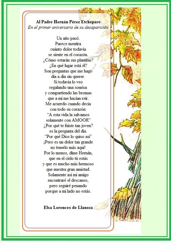 Poemas Para Papa Muerto