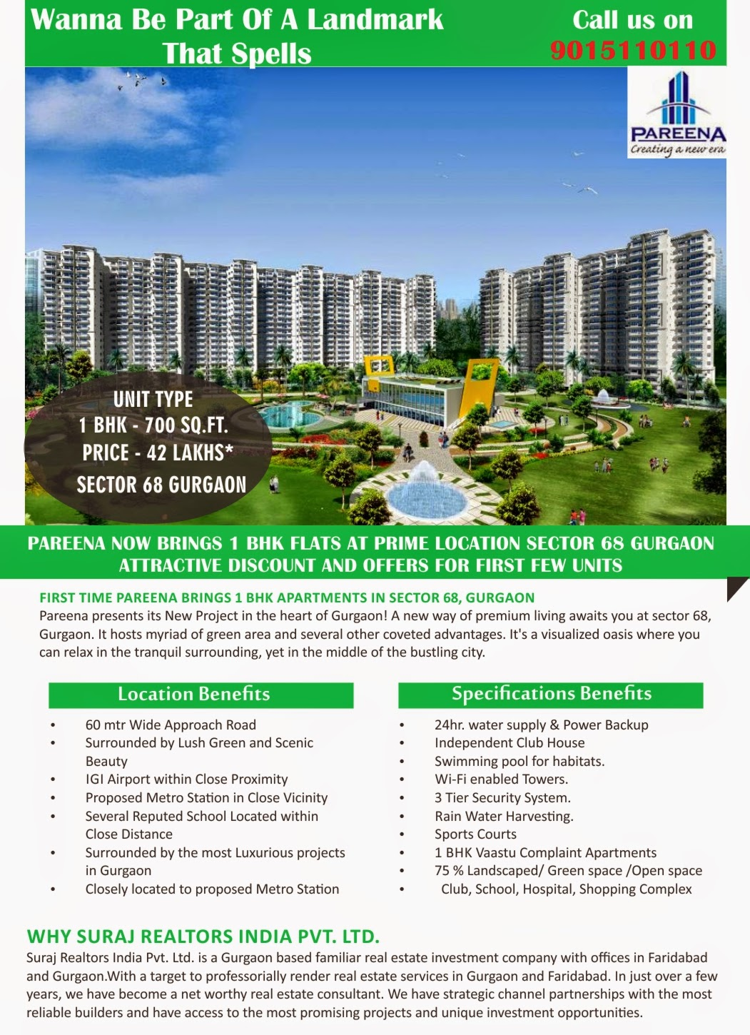 pareena_sector_68_gurgaon