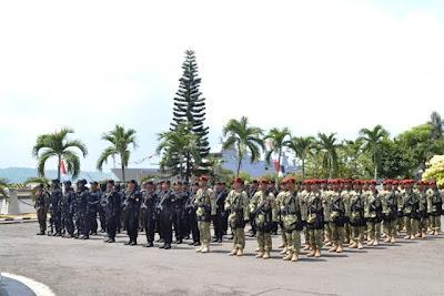 Peringatan Korps Hiu Kencana Ke-52