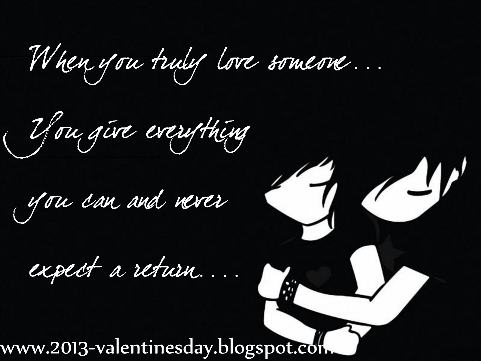 Quotes on Love - I love you Quotes for Valentines day 2013