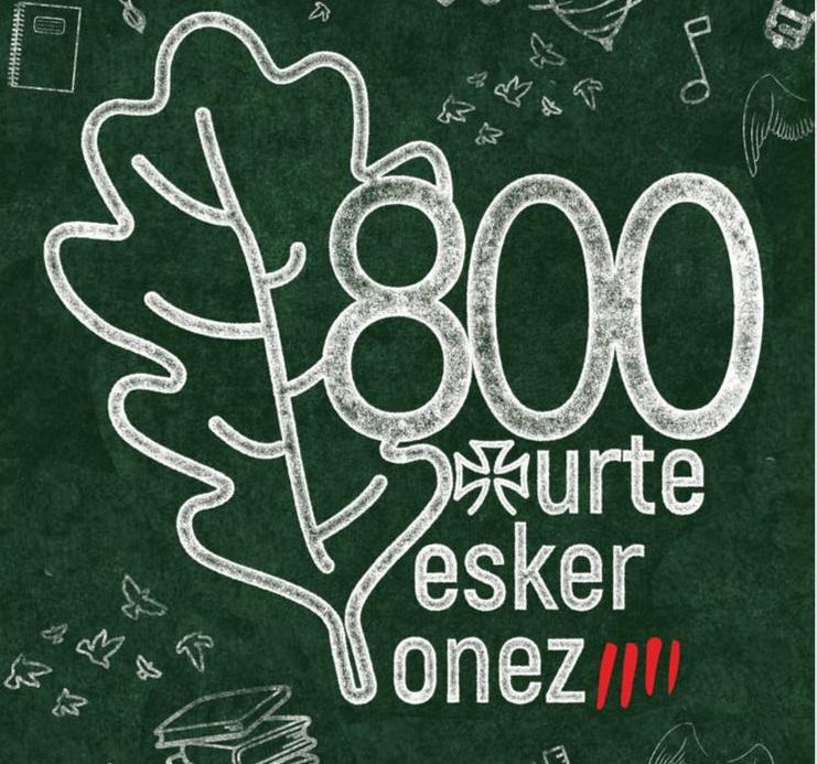 800 URTE ... MERTZEDE FUNDAZIOA SORTU ZELA! (1218-2018)