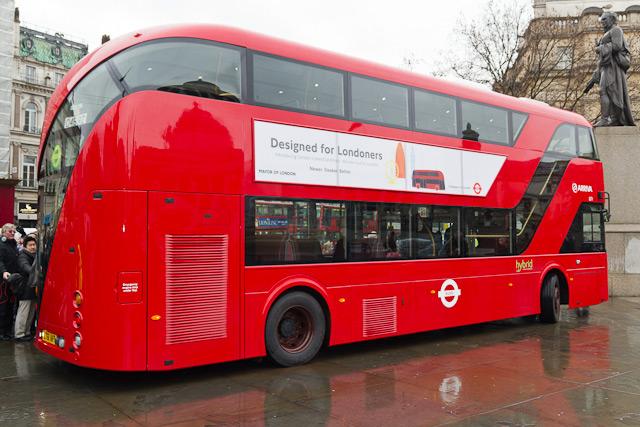 - Image de bus anglais ...