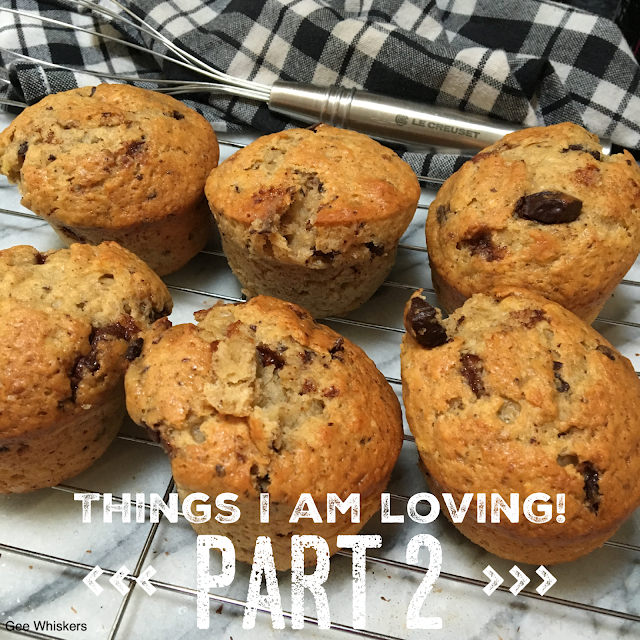 Banana and dark chocolate muffins recipe