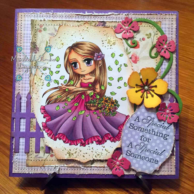 Art by Miran Petal Blossom