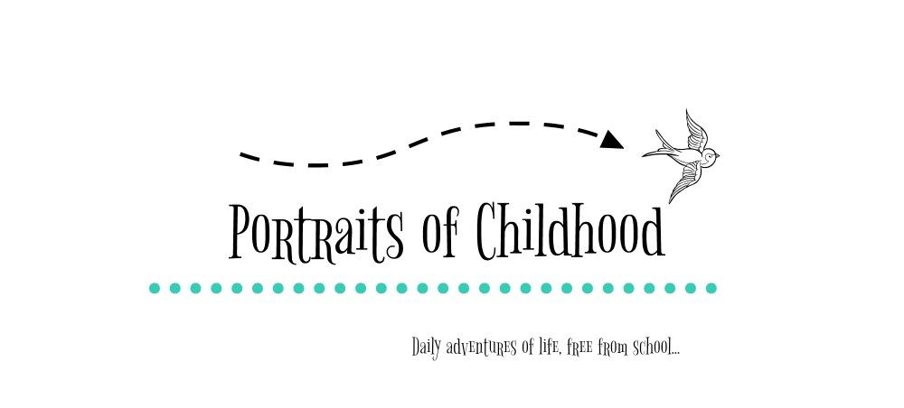 portraits of childhood