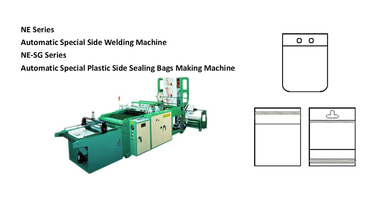 Bsm Biggestone Machinery Plastic Bag Making Machine Printing Welding Plant Diagram Automatic Special Side Sealing Bags