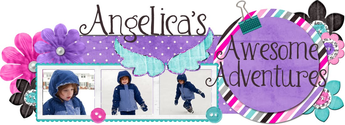 Mom Blog, Product Reviews, Giveaways | Angelica's Awesome Adventures