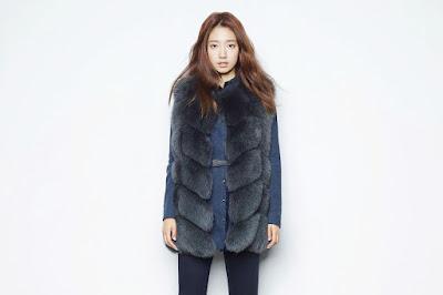 Park Shin Hye Viki Fall Winter 2015