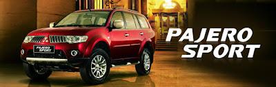Spesifikasi Pajero Sport 2WD Exceed A/T