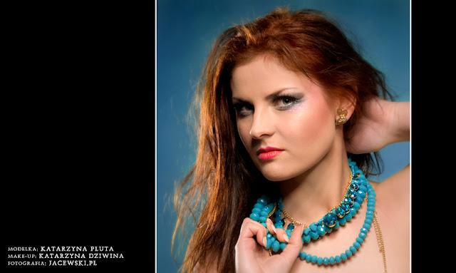Modelka: Katarzyna Pluta | Make-up: Katarzyna Dziwina (link). - _ABC2324