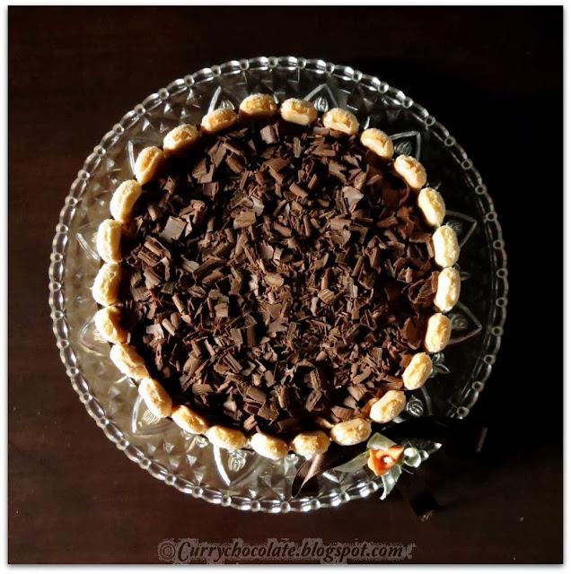 Tarta de tiramisu - Tiramisu cake