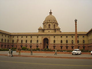 Secretariat Building,New Delhi-Prime Minister Office