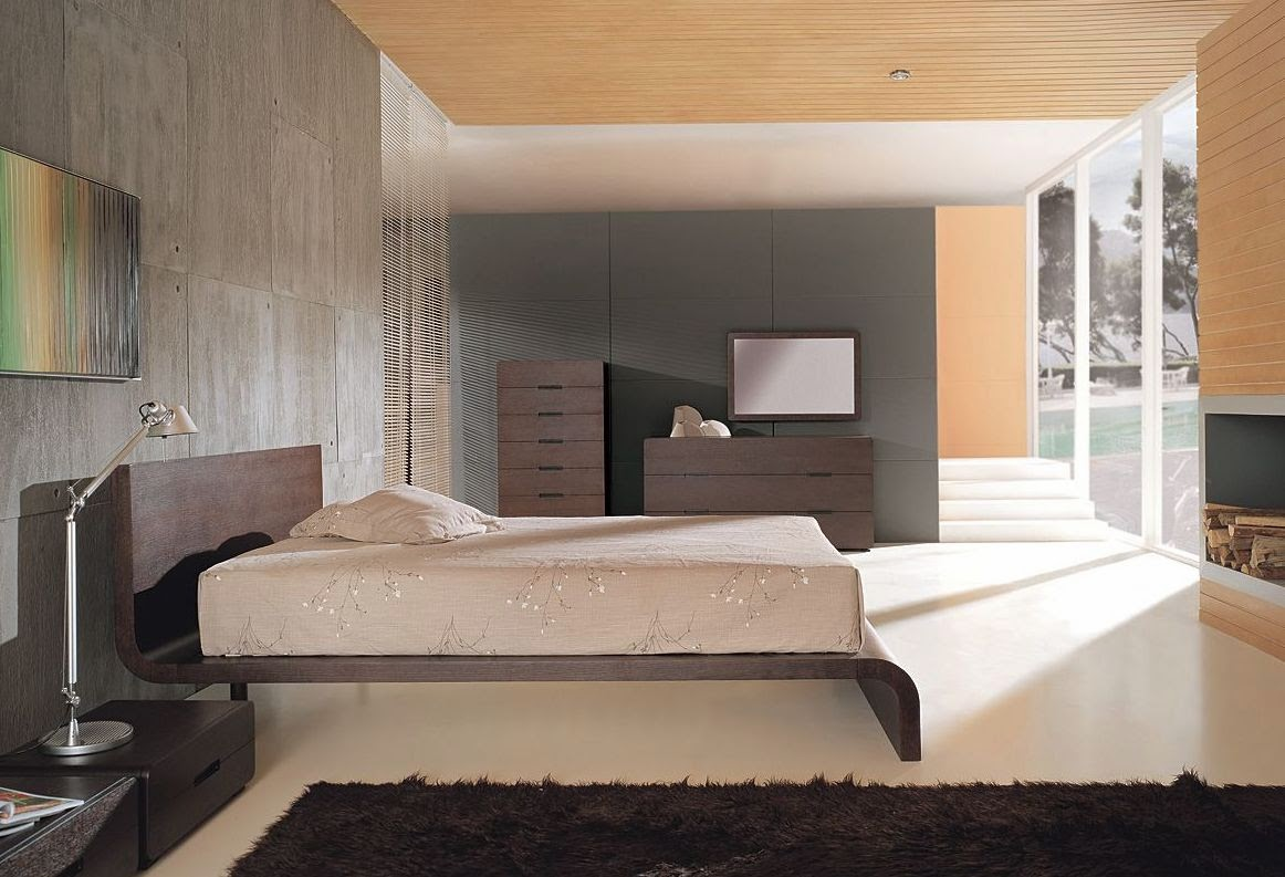 Modern Bedroom Interior Design Ideas #6