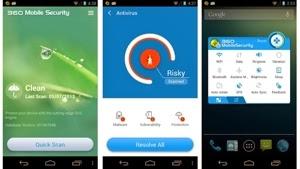 Ung Dung 360 Mobile Security Bảo Vệ Toàn Diện