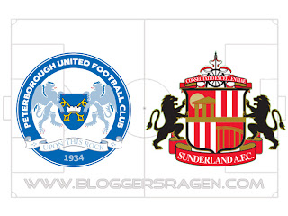 Pertandingan Sunderland vs Peterborough United
