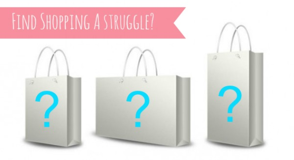 Find Shopping A Struggle?