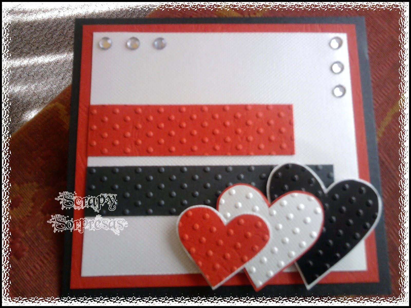 Scrapy sorpresas tarjetas vendidas en el d a del amor - Sorpresas para enamorados ...