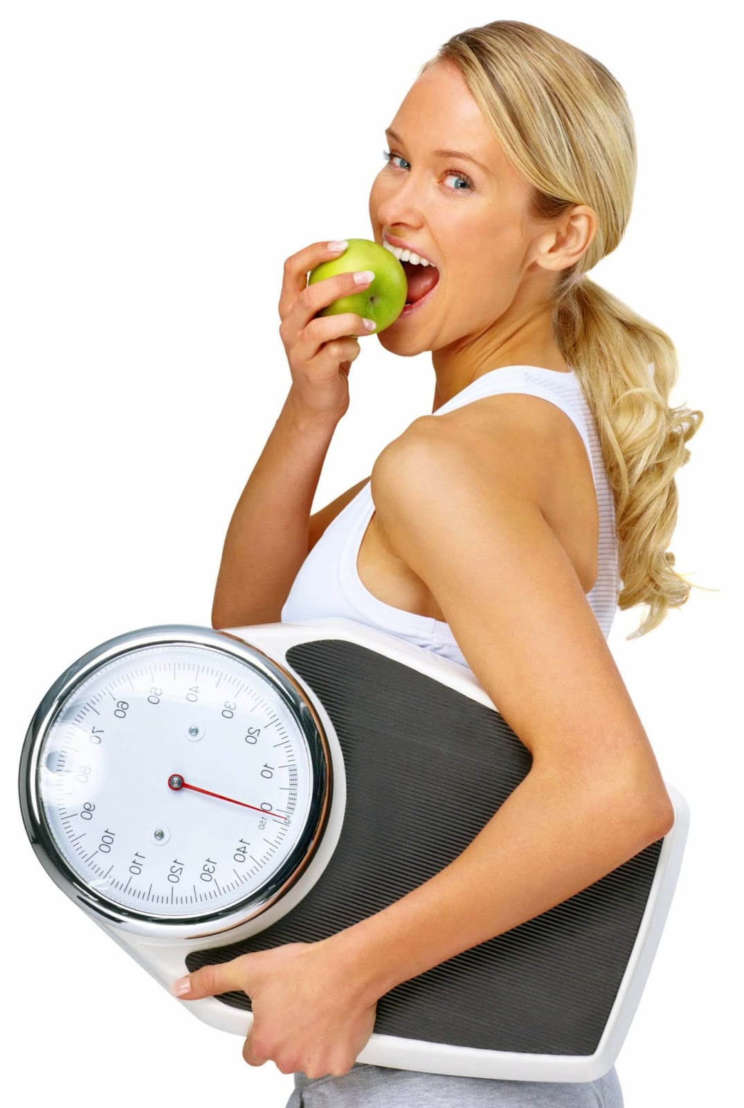 Как сбросить вес в домашних условиях за день