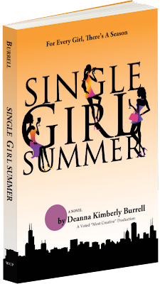 "Author Deanna Burrell ""Single Girl Summer"""